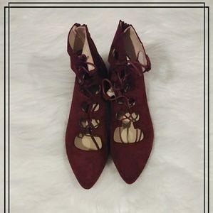 Shoes - Super cute lace flats